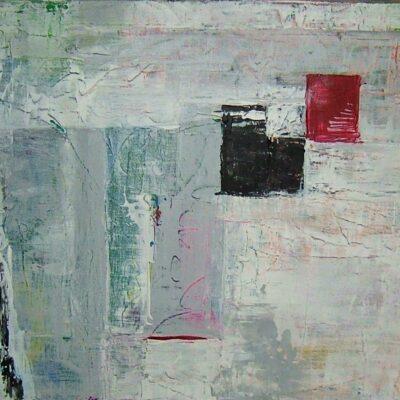 Schepping - Acryl op doek - 40 x 50